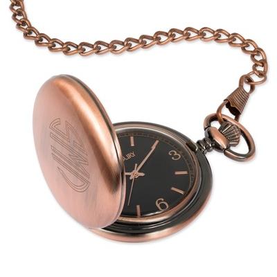 copper pocket watch ouqrxik