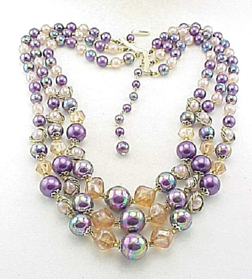 costume jewelry necklaces vintage dohqdfx