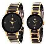 A Style in Couple watches is Ideal for a strong bond and home building