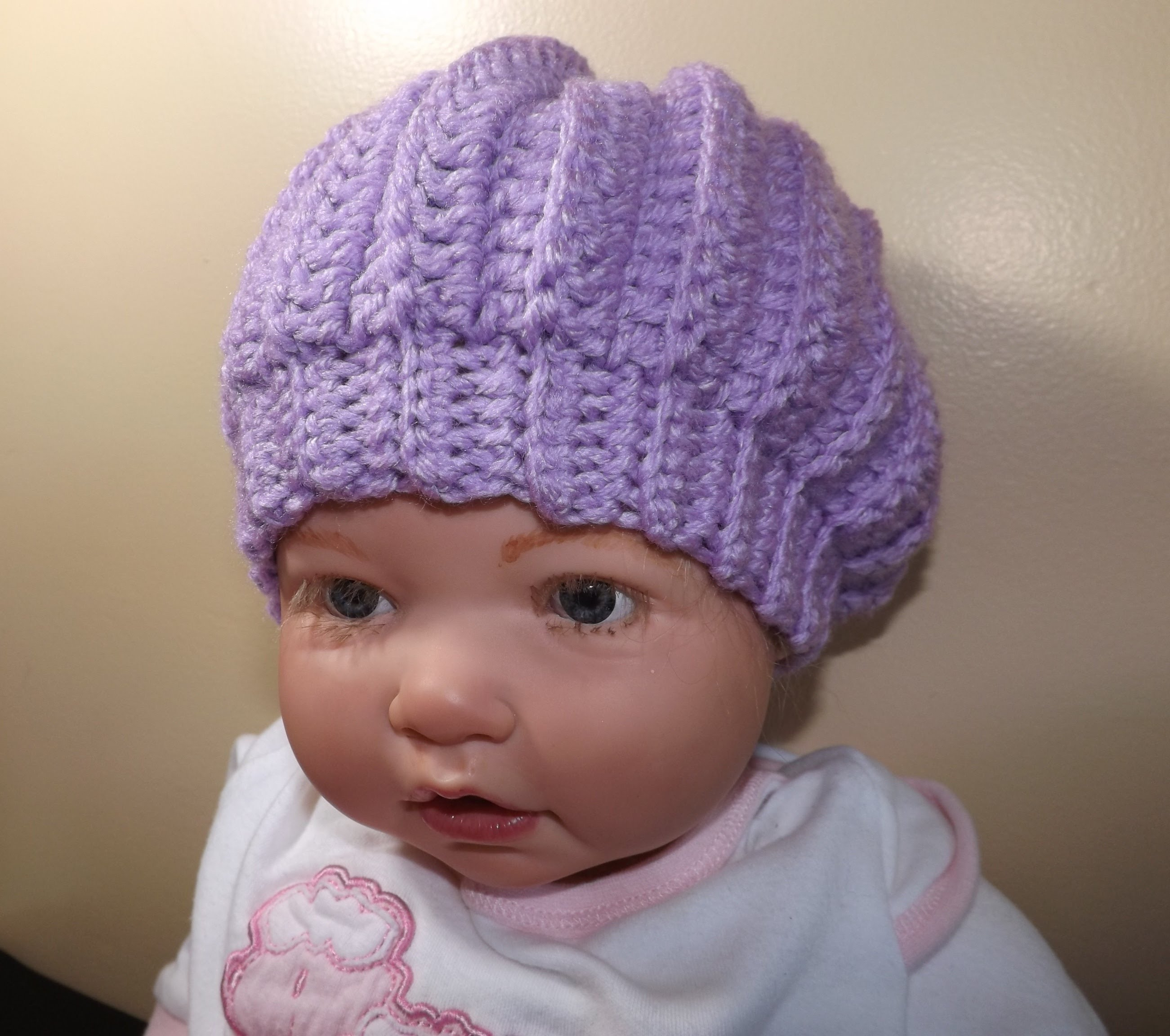 Crochet Baby Hats Perfect for Holiday Gifts