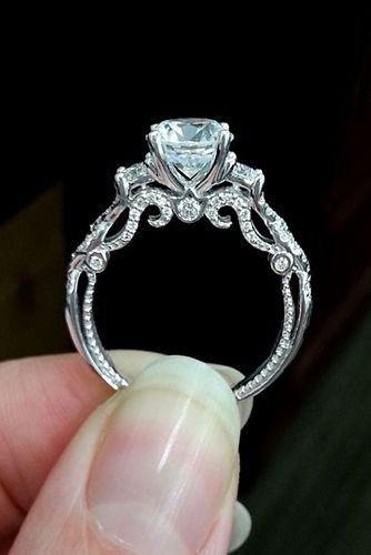 custom wedding rings 30 custom engagement rings that feel like they were created just for you gfcccpo
