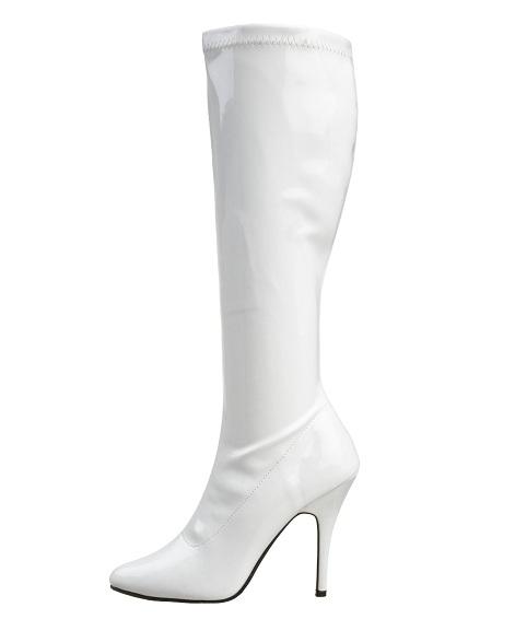 cute cheap white knee high boots for women qxskakz
