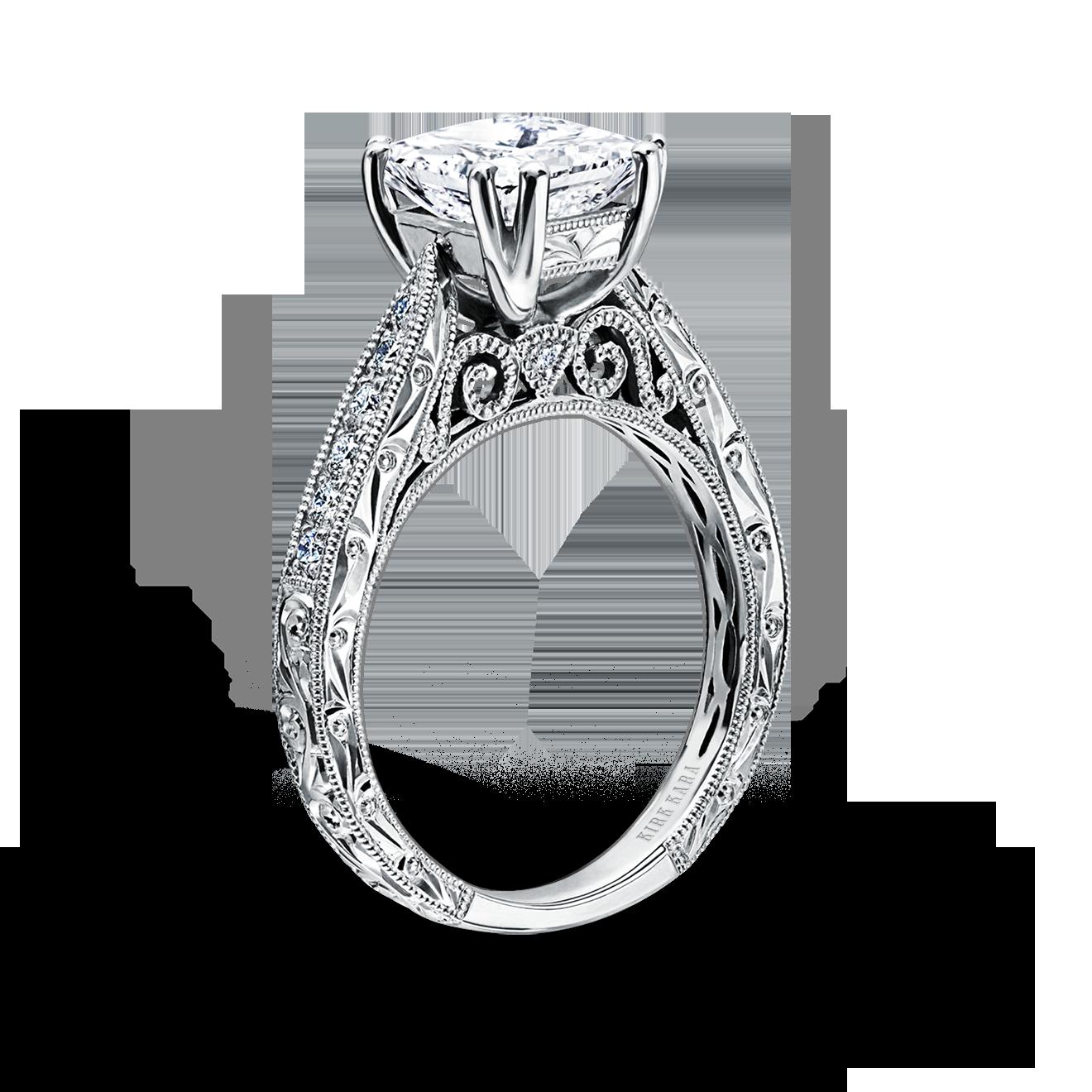 designer rings captivating designer diamond engagement rings by kirk kara voxklrd