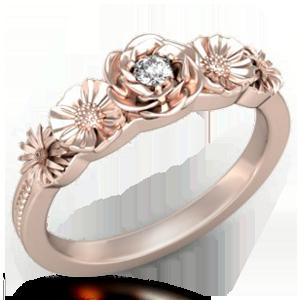 designer rings krikawa floral wedding ring fplcaoz