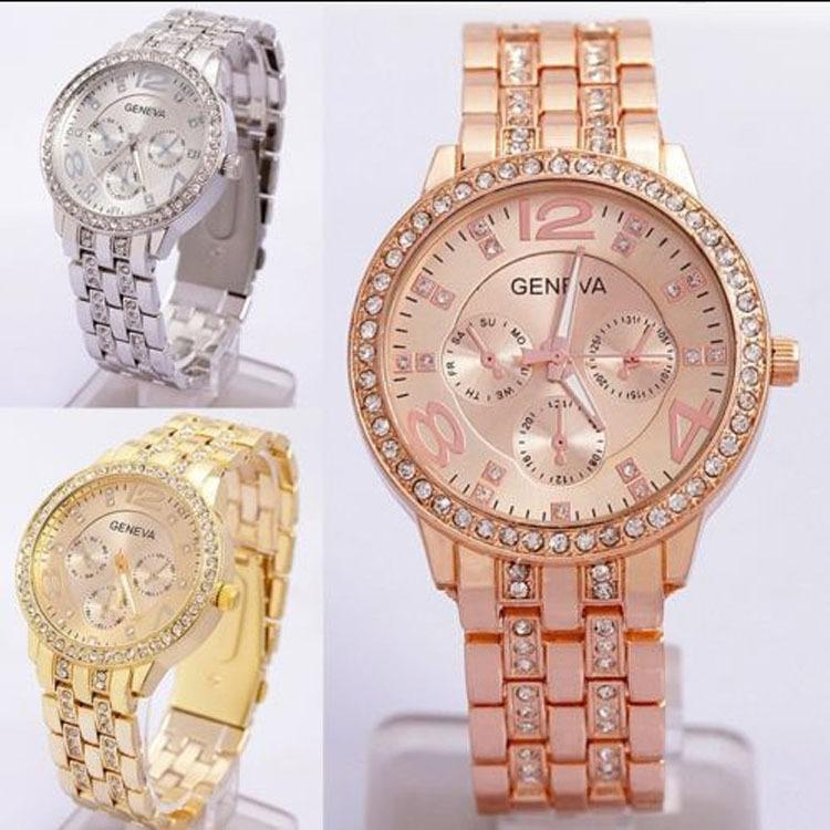 designer watches for women 2016 luxury watches women diamonds watches 3 eyes women watches ladies  designer wristwatches fashion fxdiolr