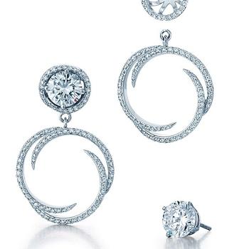 diamond earring jackets sfgfpvn