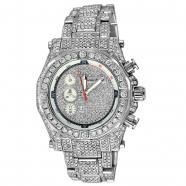 diamond watches avianneu0026co octavian collection mens custom diamond watch 25.00 ctw zulnpvo