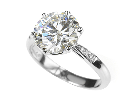 diamond wedding rings - how to select the right one sohzvia