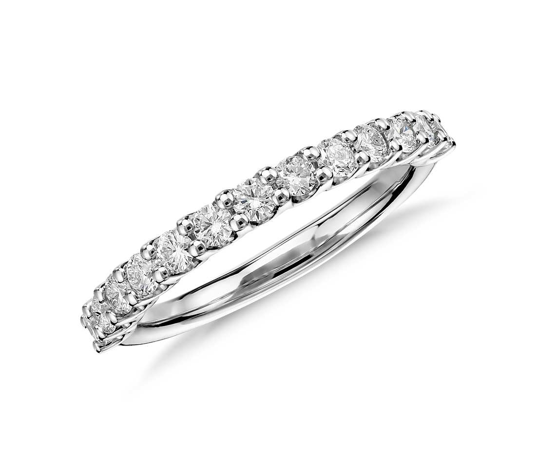diamond wedding rings luna diamond wedding ring in platinum (1/2 ct. tw.) jeqyuub