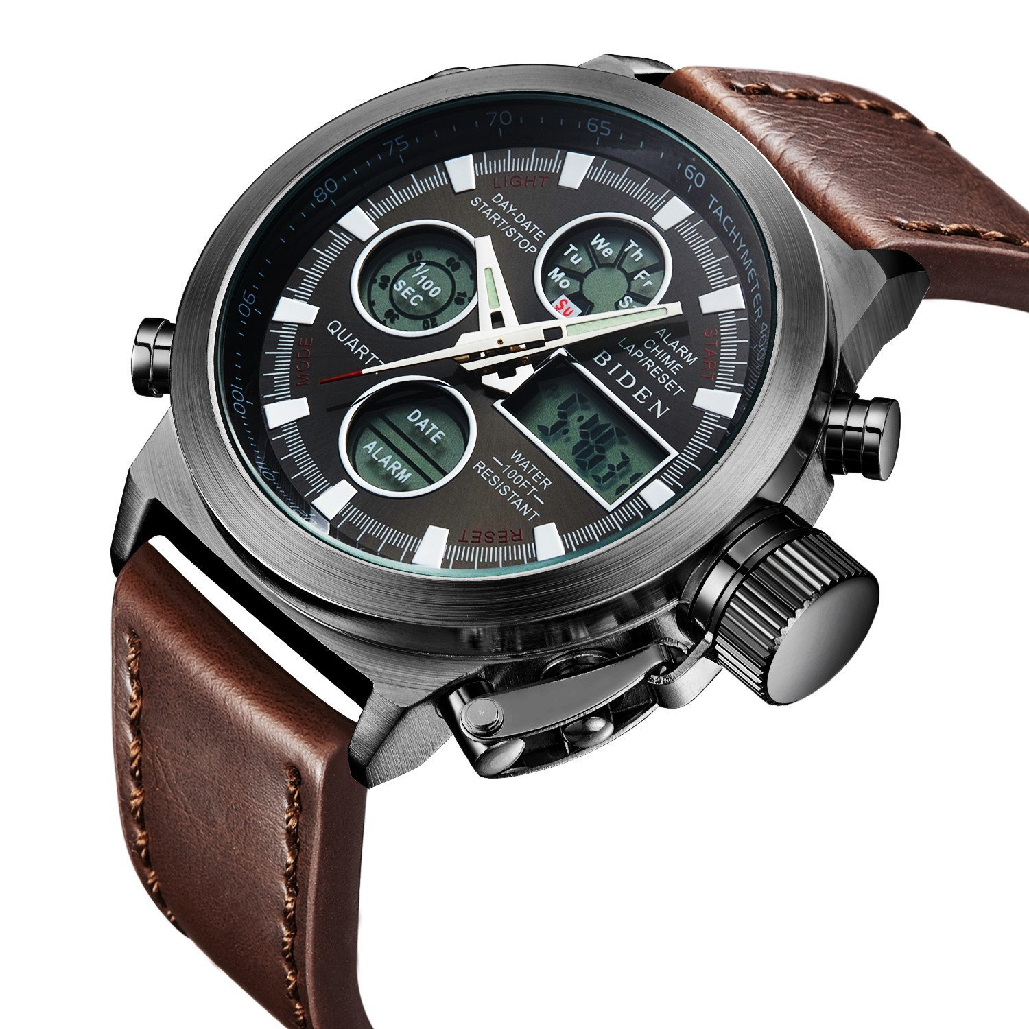 Digital watches for men – Classic, Trendy and Elegant ...