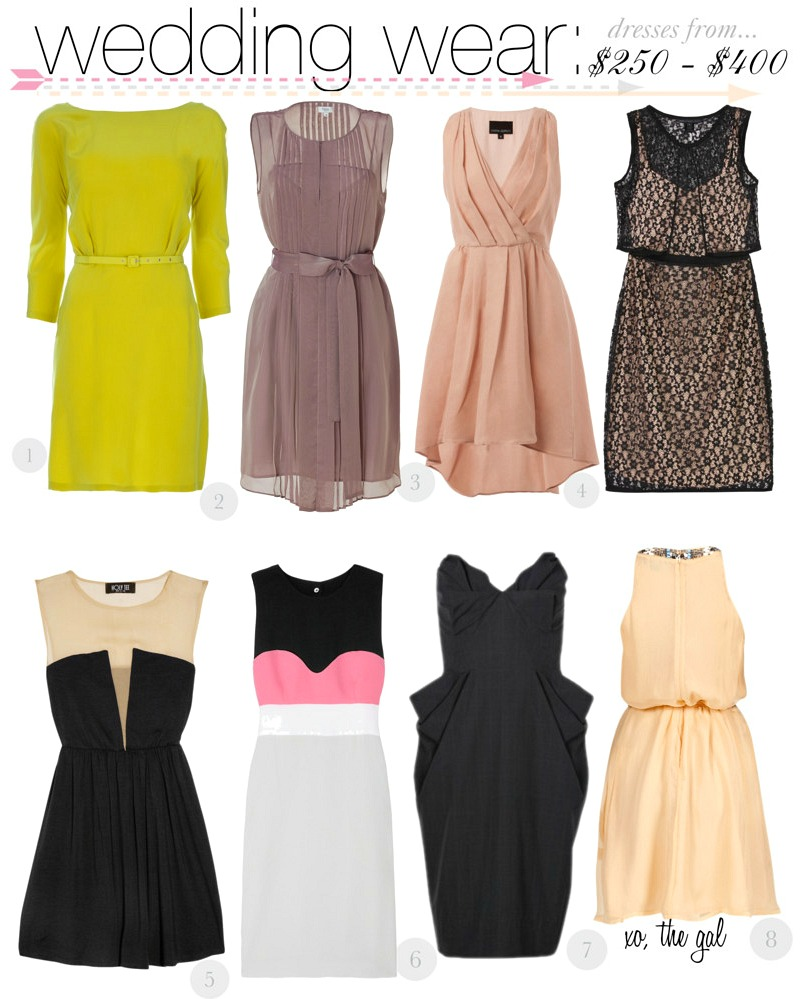 dresses to wear to weddings spring dresses to wear to a wedding 38 bzsrppi
