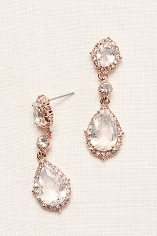 drop earrings wedding accessories huoaiep