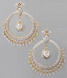 earring designs modern jewellery designs: bridal earrings wtqdxpi