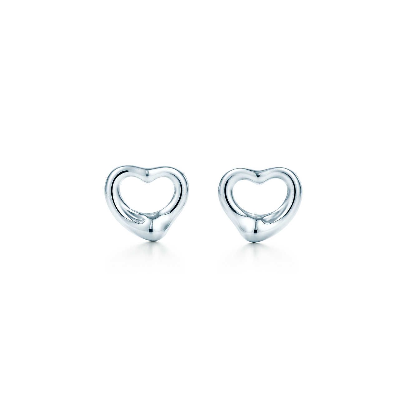 elsa peretti®:open heart earrings kmvjbtk