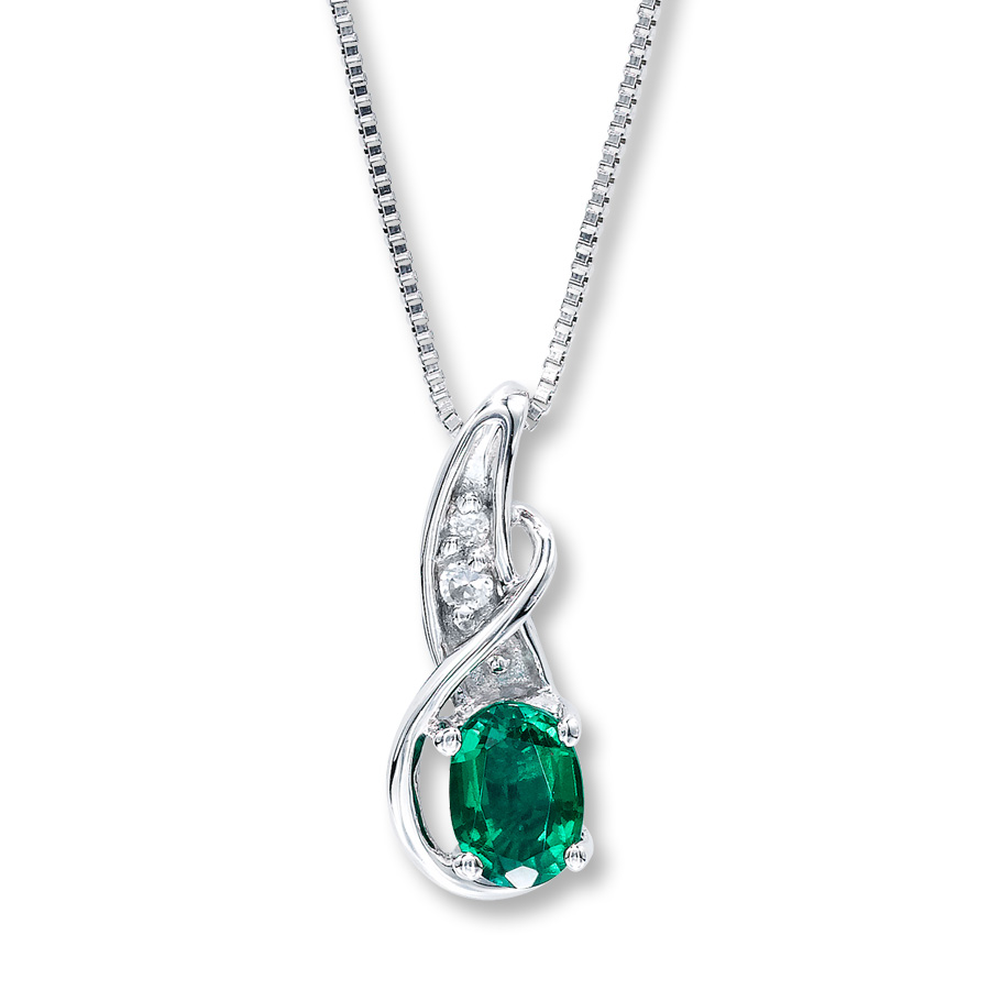 emerald necklace hover to zoom lewpbqu