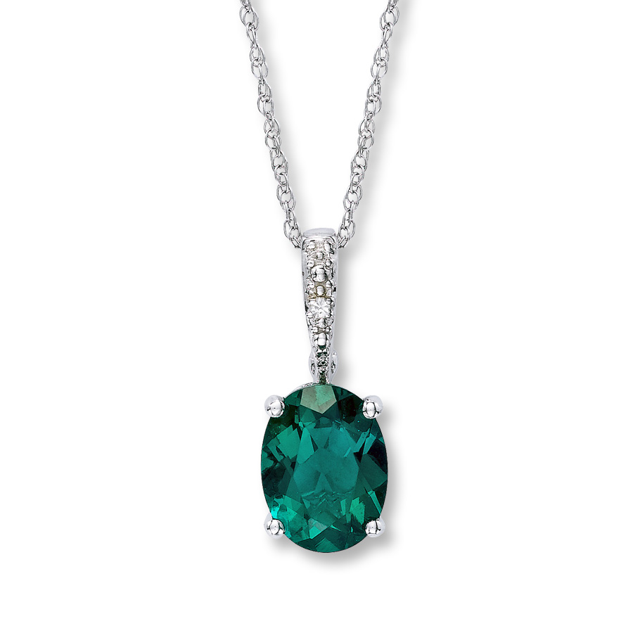 emerald necklace hover to zoom ypiulgh