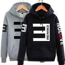 eminem hoodie nouveau cosplay eminem hip hop hoodie hoody sweater jacket fleece xjzatiz
