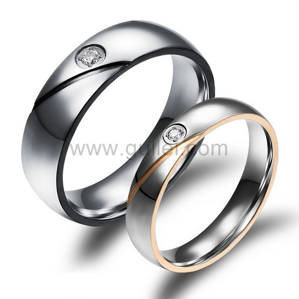engraved titanium wedding rings for men and women ltjfoxz