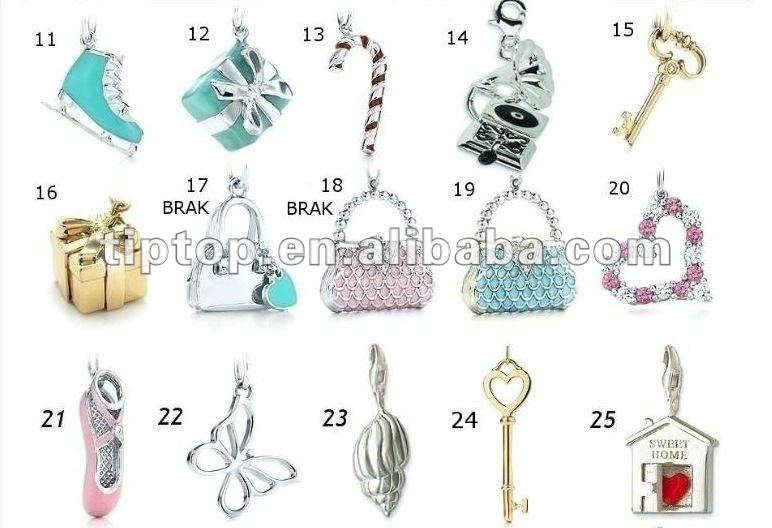 fashion jewelry charms for bracelets and necklaces bklmiuz