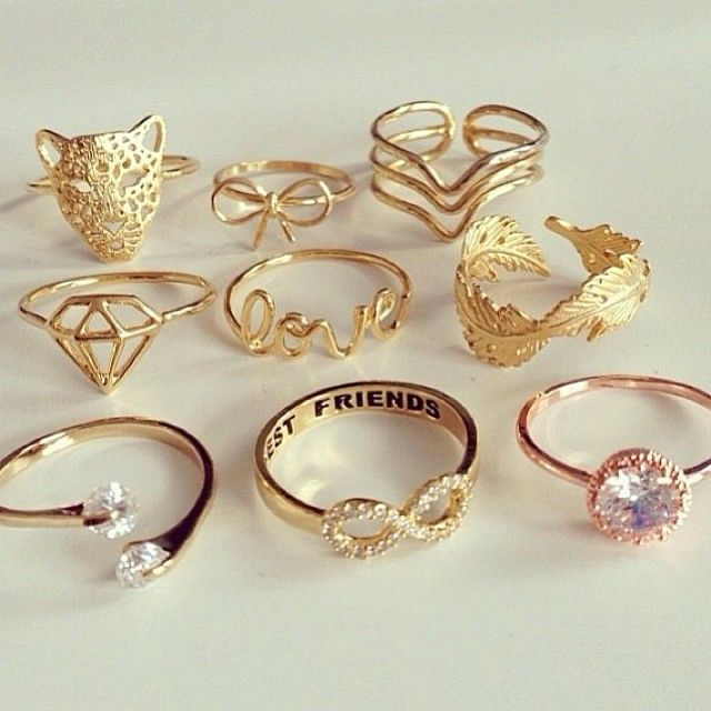 fashion rings { its a beautiful day } qjrwxcn