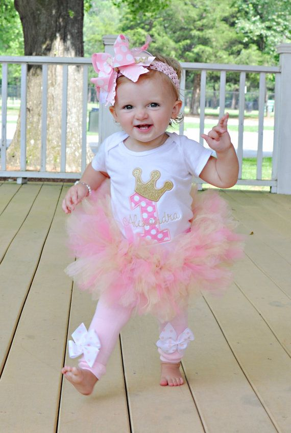 It's your first birthday outfits girl make it memorable