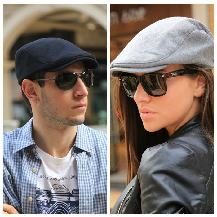 flat caps for men aliexpress.com : buy summer sports beret caps for men women fashion cotton flat  cap tutwoph