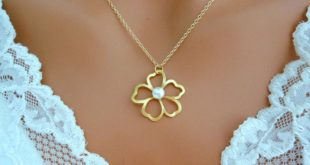 flower necklace jquendf