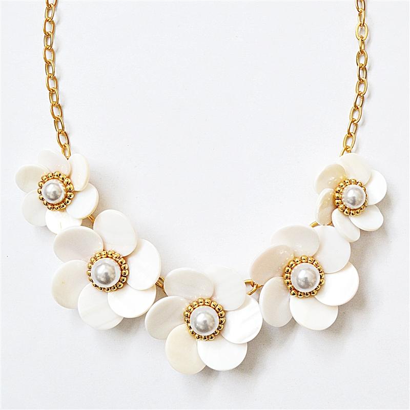 flower necklace our ... ncipvut