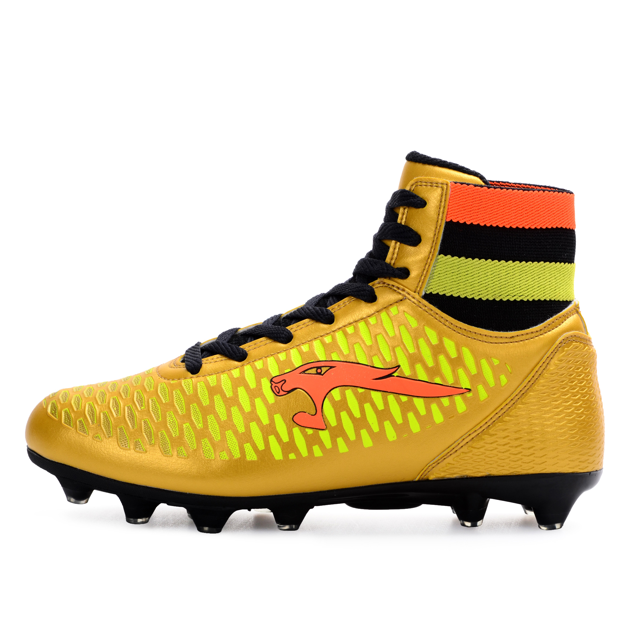 football shoes football soccer shoes high ankle cleats football boots for men kids boys  high top gvhbmbl