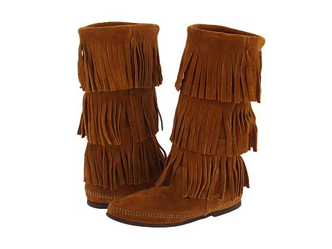 fringe boots calf hi 3-layer fringe boot fbvdjex