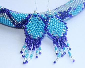 funky earrings snake earrings serpent earrings sky blue earrings summer 2017 animal  earrings fantasy earrings tribal flgznae