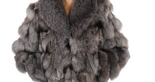fur coats the nina silver fox fur sporty bomber special vfozydh