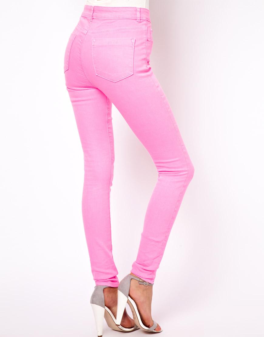 gallery. womenu0027s pink skinny jeans ... uruzeny