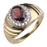 Garnet rings – Get Engaged with ring