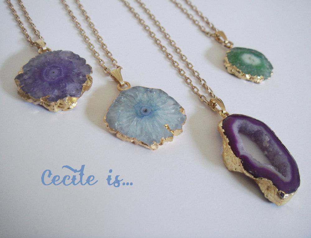 gemstone necklaces 🔎zoom xvlghxf