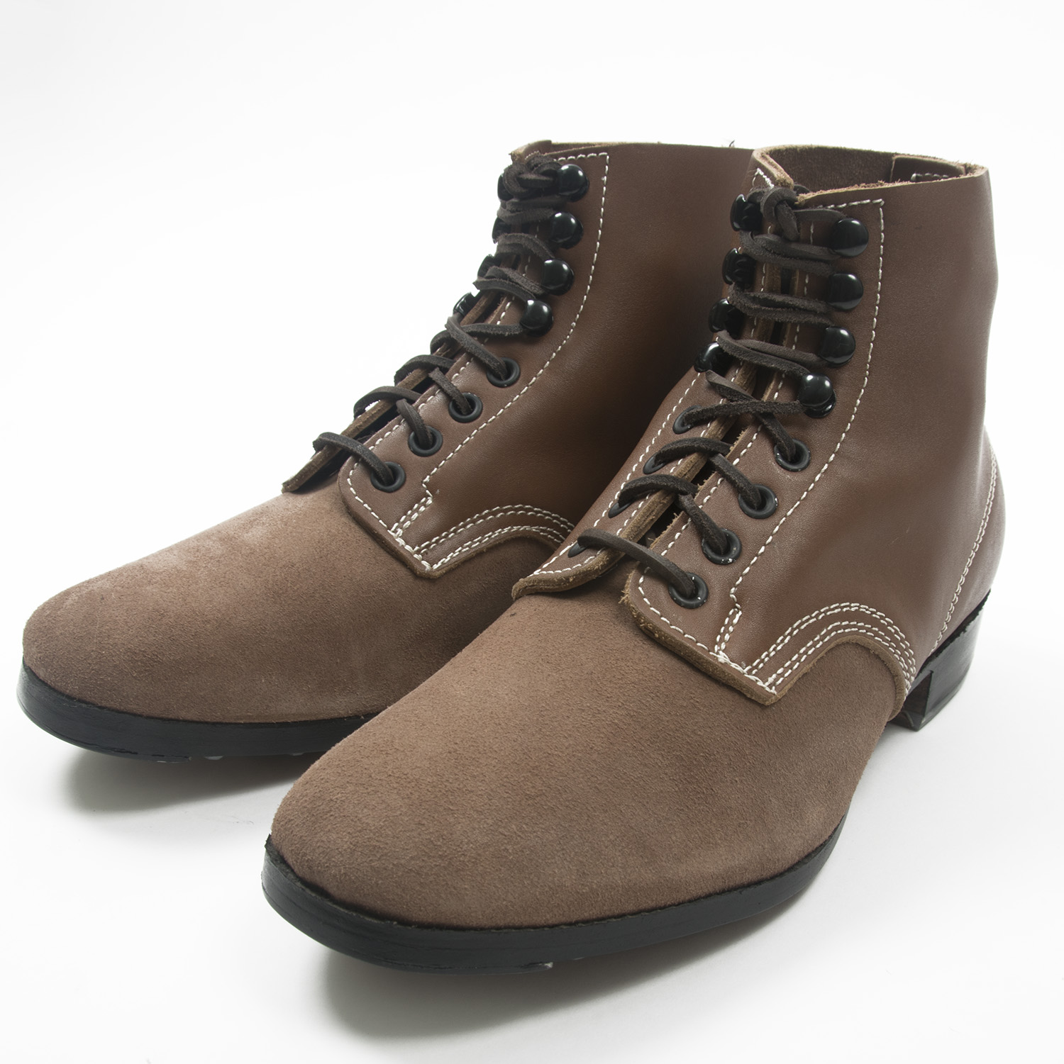 german wwii low boots oscocbi