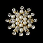 How to sort for a gold brooch