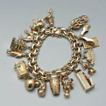 How to pick up welsh gold charms for bracelets