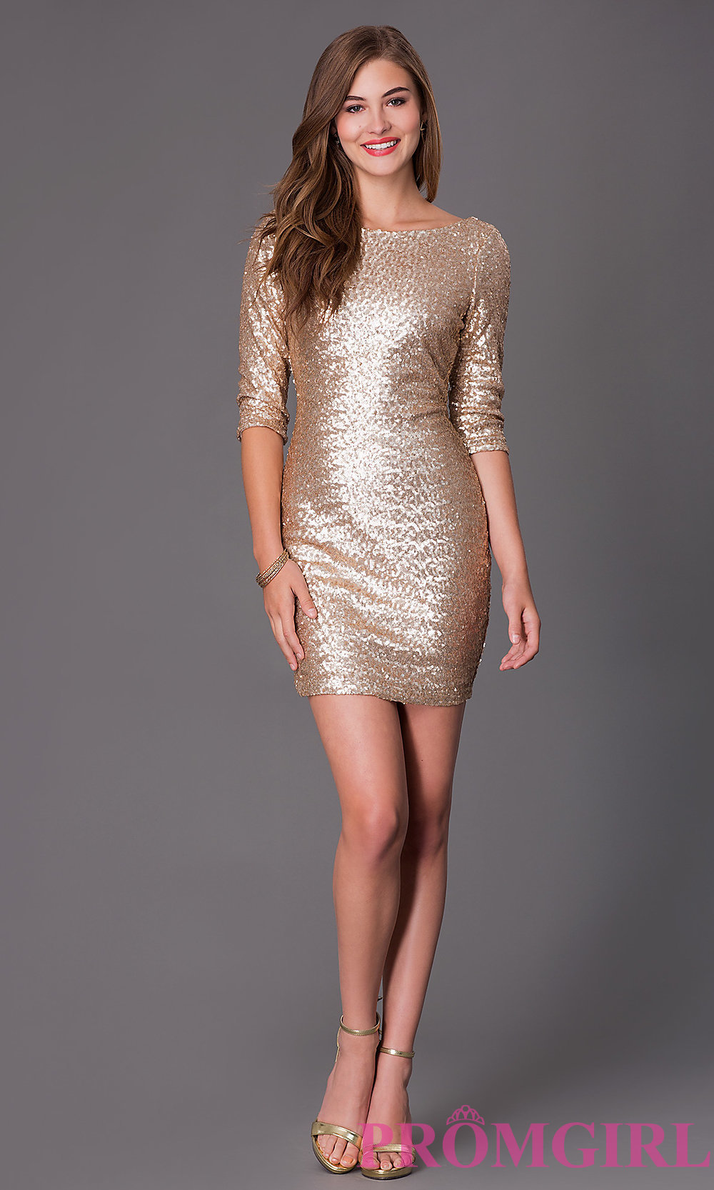 gold dress hover to zoom ytulozw