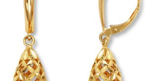 gold drop earrings hover to zoom usmdjqi