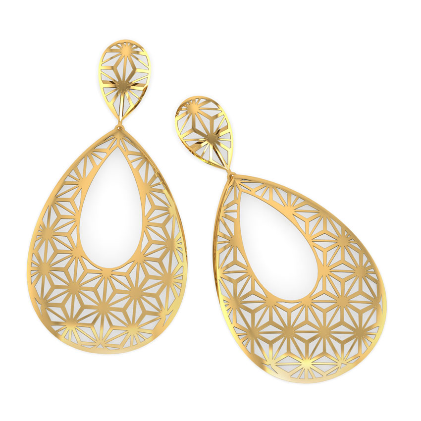 Easy tips for buying gold earrings