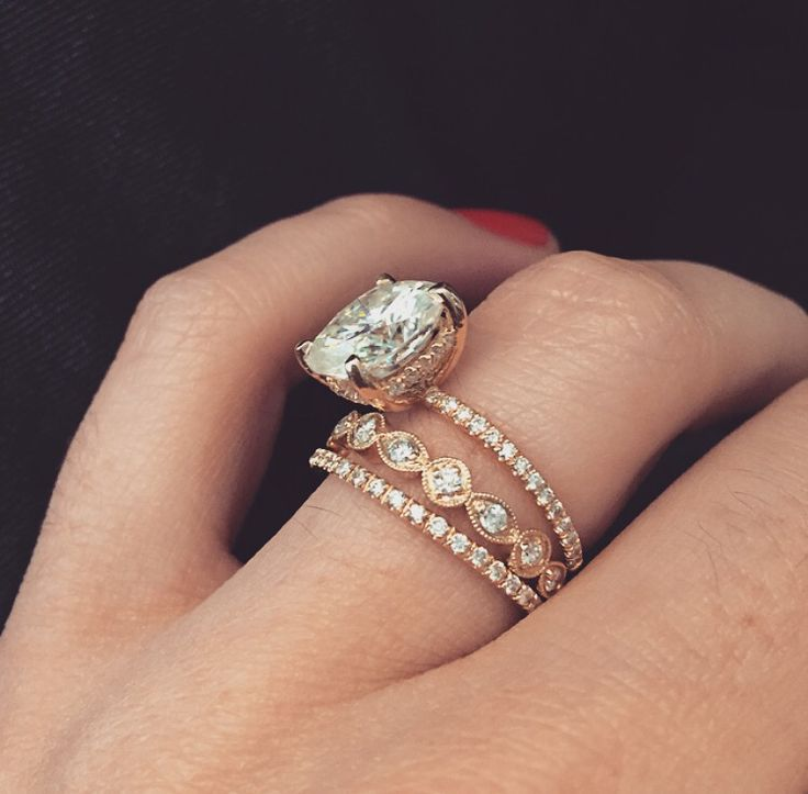 How to Choose Right Gold Engagement Ring? – StyleSkier.com