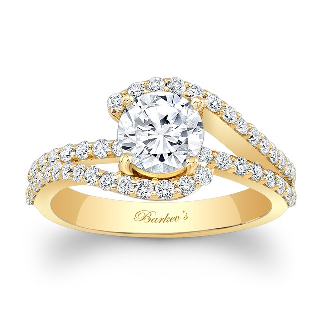 gold engagement rings yellow gold engagement ring wnvyewq