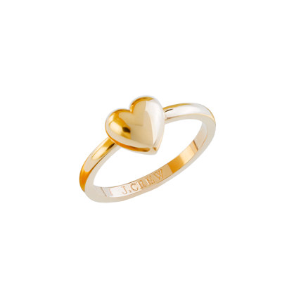 gold heart ring tubryeo