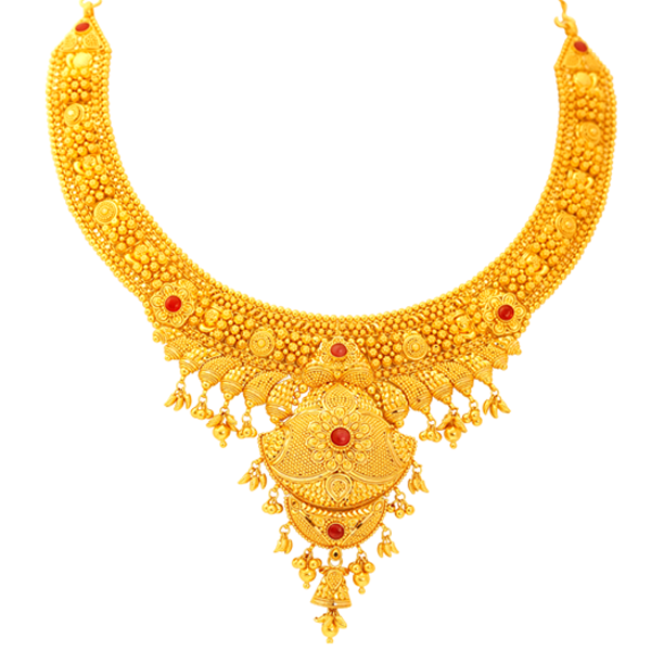 "Indian Gold Jewellery Necklace Designs With Price: Gold Jewellery For Women Is A ""Must Have"" Thing"