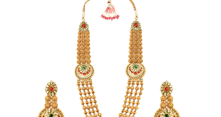 gold jewellery necklaceglass kundan boolmgw