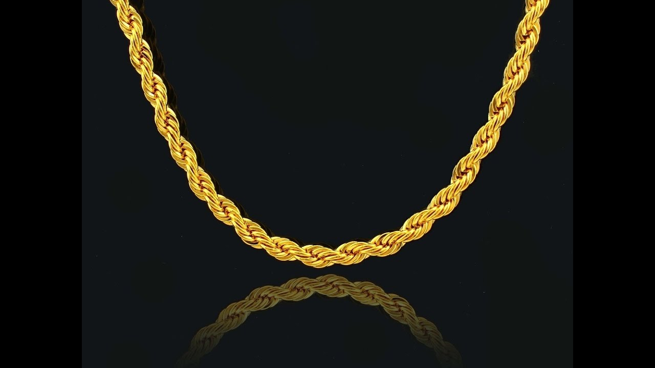 How To Choose Gold Necklace For Women
