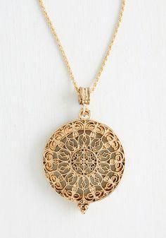 gold pendant necklace lunar lady necklace saypuoj