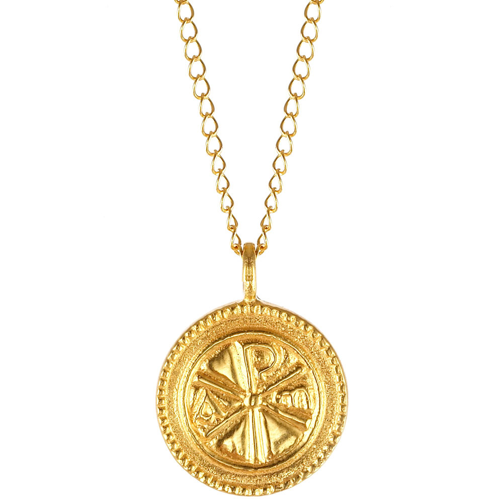 gold pendant necklace zoom algjyia
