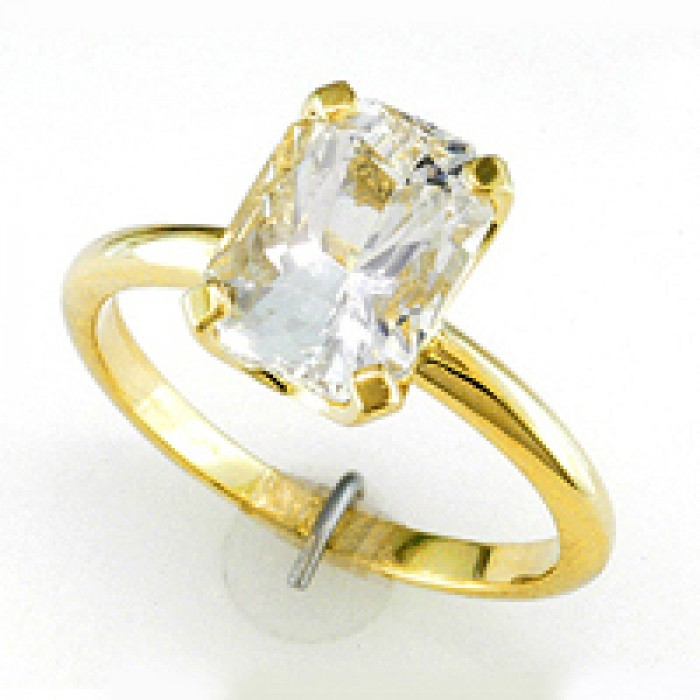 Unusual Gold Ring Design for couple - StyleSkier.com